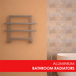 Aluminium Bathroom Radiators