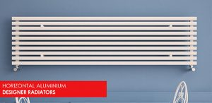 Horizantal Aluminium Designer Radiators