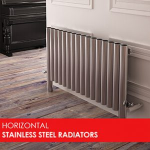 Horizantal Stainless Steel Radiators