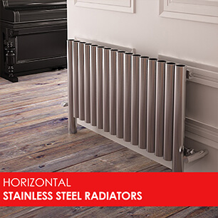 Horizantal Stainless Steel Radiators