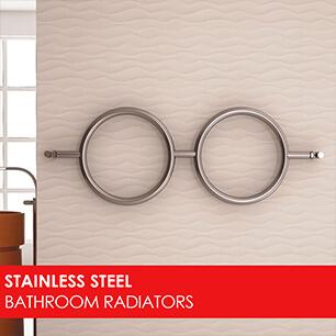 Stainless Steel Bathroom Radiators